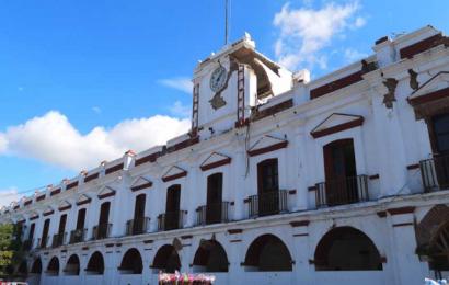 Brote de COVID-19 en el municipio de Juchitán