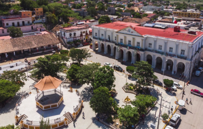 Por aumento en casos de COVID, Tehuantepec regresa a semáforo naranja