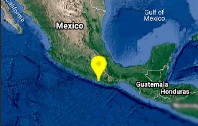 Desalojan edificios en la ciudad de Oaxaca por sismo de 4.7