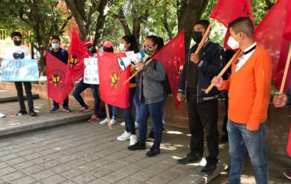 Integrantes del UJRM piden más espacios en la UABJO