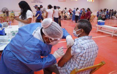 Se atrasa Oaxaca en plan de vacunación contra covid