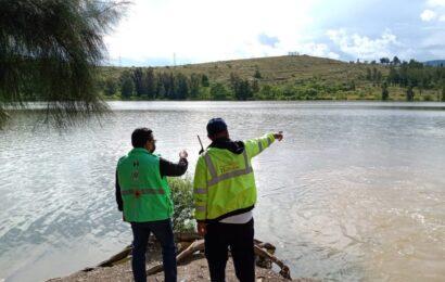 Monitorean presas, ríos y arroyos por intensas lluvias registradas en las últimas 24 horas