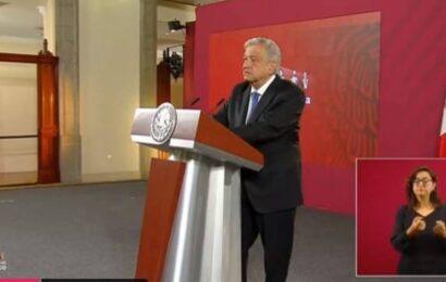 Abrir fronteras viola la ley y pone en riesgo a migrantes, dice AMLO