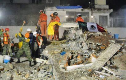Cuatro años del sismo con mayor magnitud en 100 años en México