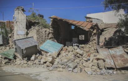 Sismo de magnitud 5.8 deja un muerto en la isla de Creta, Grecia