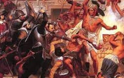 Tenochtitlan: los misterios del emperador azteca derrotado por la revolución militar de Hernán Cortés