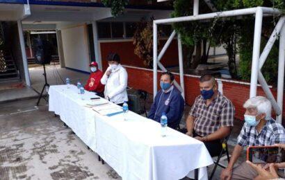 Confirman creación de nuevo sindicato de maestros en Oaxaca.