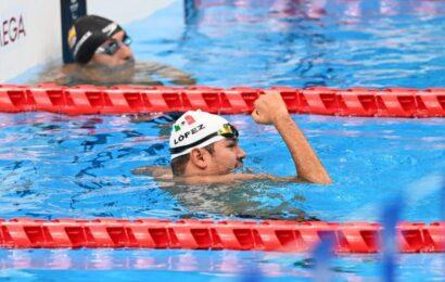 México supera las 20 medallas en Juegos Paralímpicos