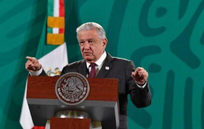 Acuerdo de senadores del PAN con Vox, un pacto «casi fascista»: AMLO