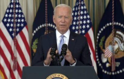 Biden anuncia tercera dosis contra covid-19 para los vacunados con Pfizer a partir de hoy