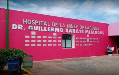 Sí hay desabasto de medicamentos en el Hospital de la Niñez: director