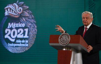 Ningún ex presidente será perseguido por cuestiones políticas: López Obrador