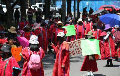 Insiste AMLO en buscar conciliación en San Juan Copala