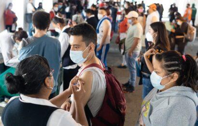 México supera las 100 millones de dosis de vacuna antiCovid aplicadas