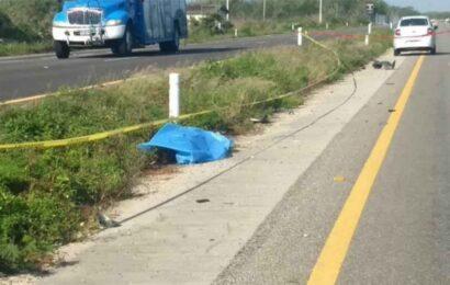Lo asesinan a balazos y tiran su cuerpo en carretera del Istmo