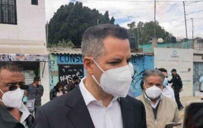 Oaxaca, con 17 municipios afectados por lluvias: Alejandro Murat