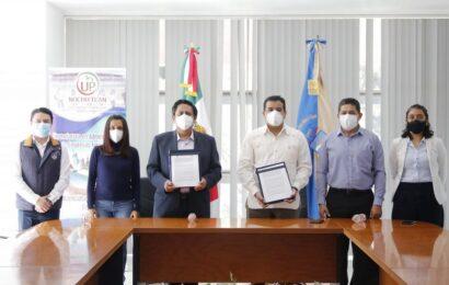 UABJO estrecha lazos de colaboración con la UP de Nochixtlán