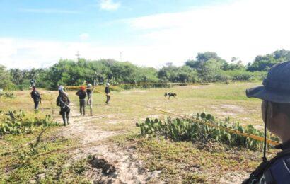 Coordina FGEO plan de búsqueda de persona desaparecida en la Costa