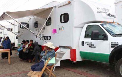 Protestas Caravanas de la Salud de Sierra Sur; les retrasan pagos
