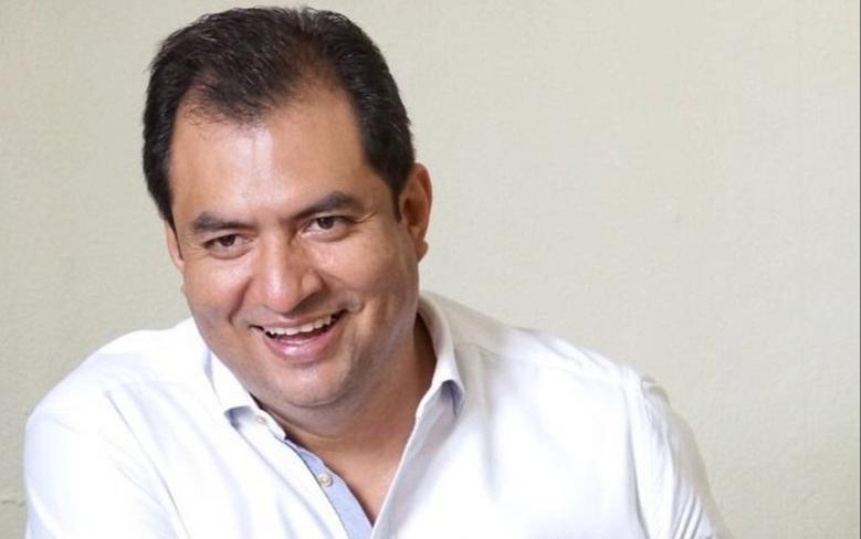 Oswaldo García Jarquín, también quiere ser candidato a gobernador de Oaxaca