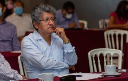 Participa Martínez Neri en capacitación para la entrega-recepción