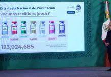 Exige AMLO a la OMS autorizar todas las vacunas contra el Covid