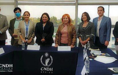 México y Honduras fortalecen coordinación para favorecer a migrantes