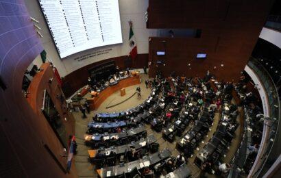 Senado llama al INE a aplicar estrictamente Ley de Revocación de Mandato