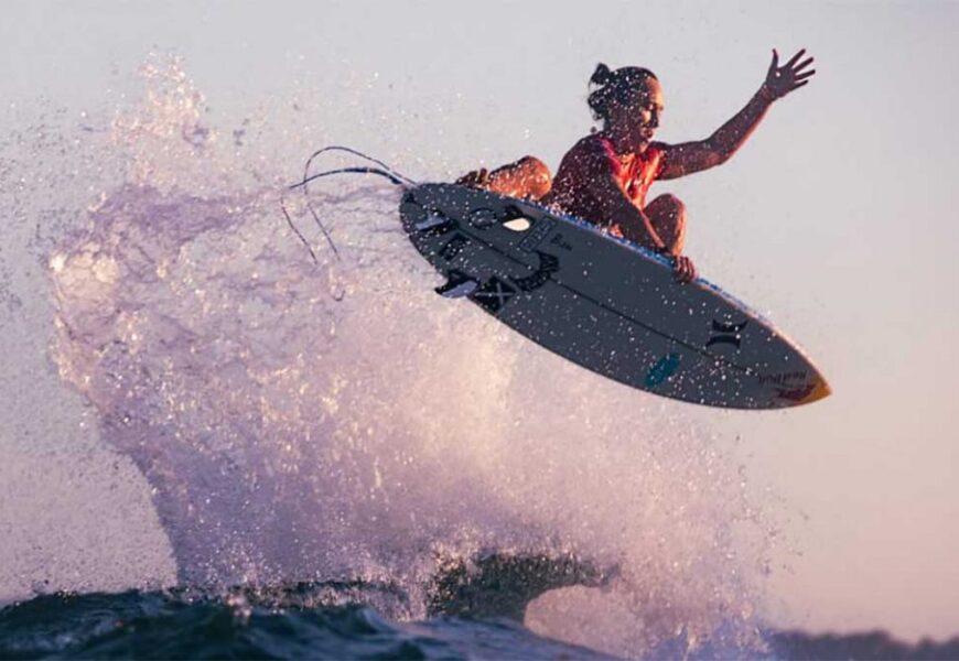Realizará Incude torneo de surfing en la Costa de Oaxaca
